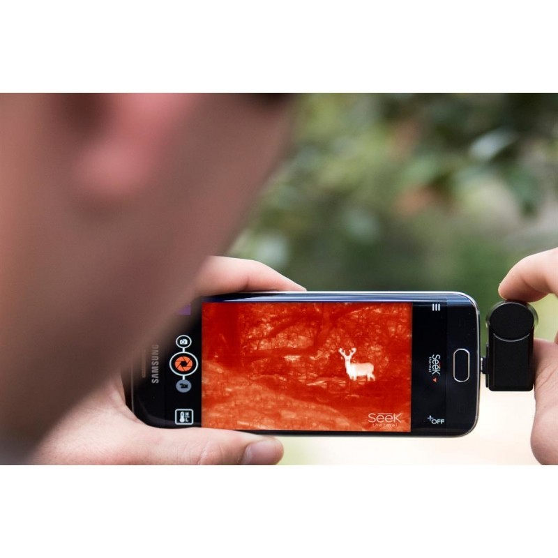 4d47c728d72 SEEK THERMAL Compact XR Android Thermal camera for Android phone