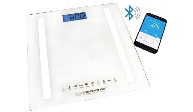 Esperanza kaal EBS016W B.Fit Bluetooth 8in1, valge
