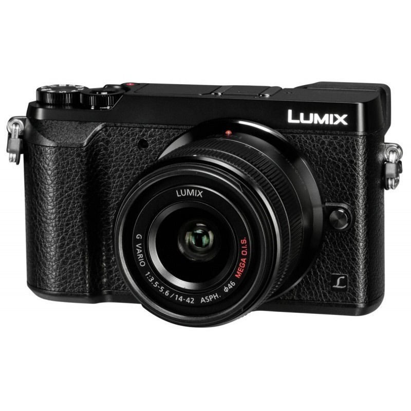 Panasonic Lumix DMC-GX80 + 14-42mm Kit, black