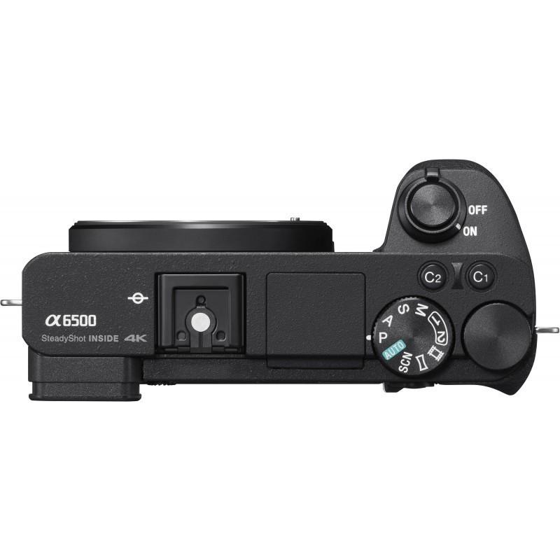 Sony a6500 + 18-135mm Kit, black