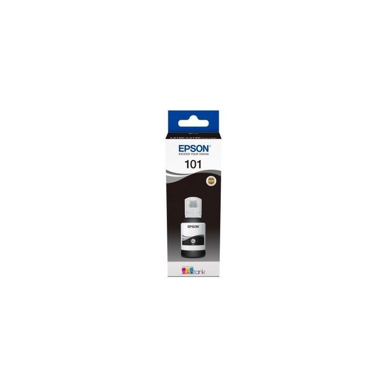 Epson ink cartridge 127ml L6160/L6170/L6190, black
