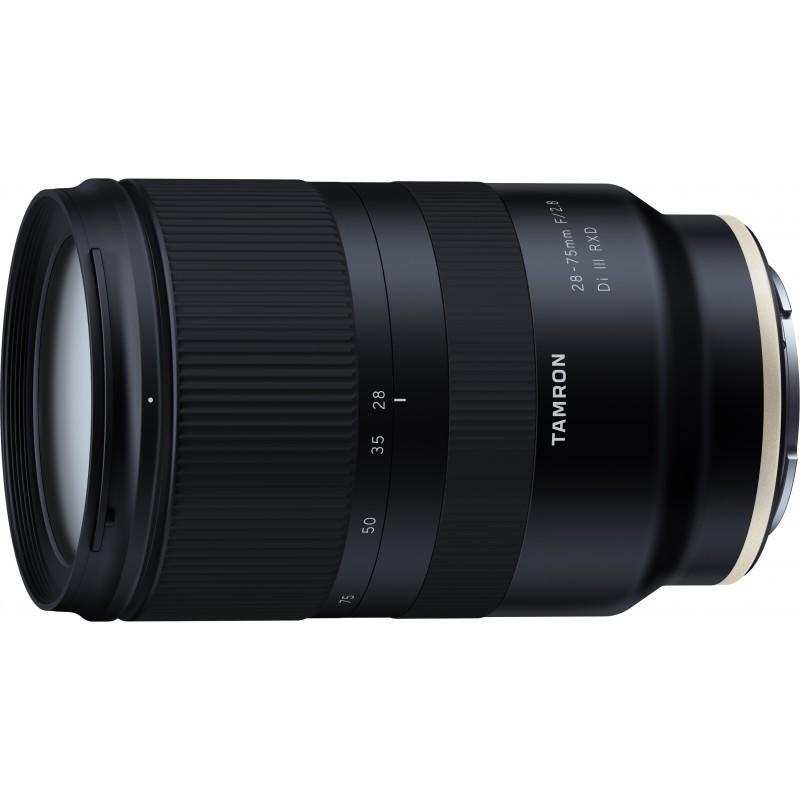 Tamron 28-75mm f/2.8 Di III RXD objektiiv Sonyle