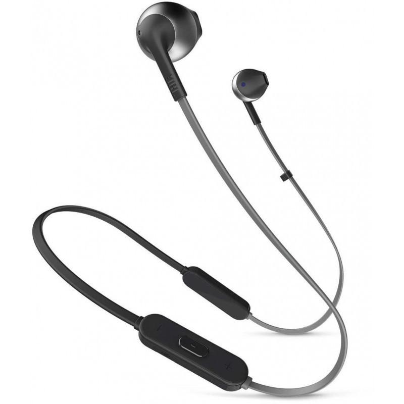JBL wireless headset Tune T205 BT, black