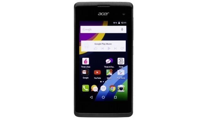 Acer Liquid Z220, must - Nutitelefonid