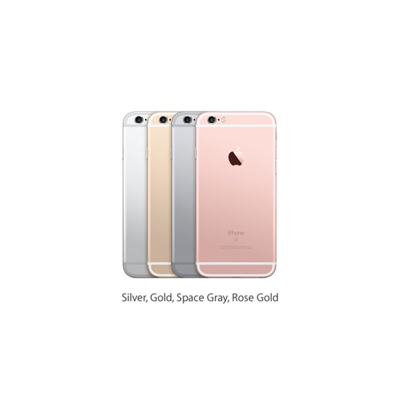 Apple iPhone 6s 32GB, hõbedane