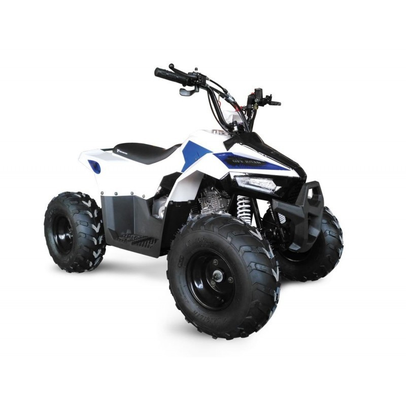 ATV 110-C 2018 valge