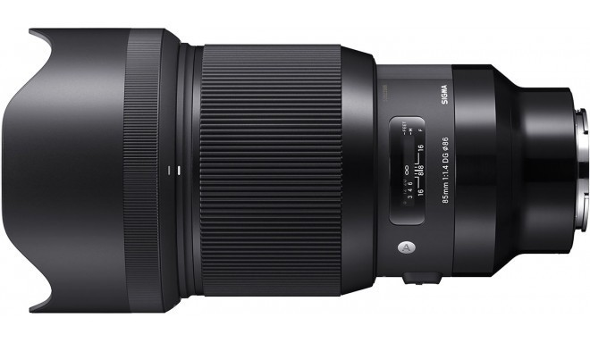 Sigma 85 мм f/1.4 DG HSM Art объектив для Sony