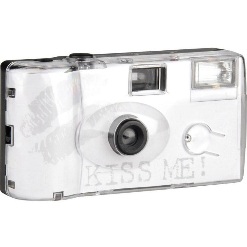 Single use camera Kiss Me 400/27