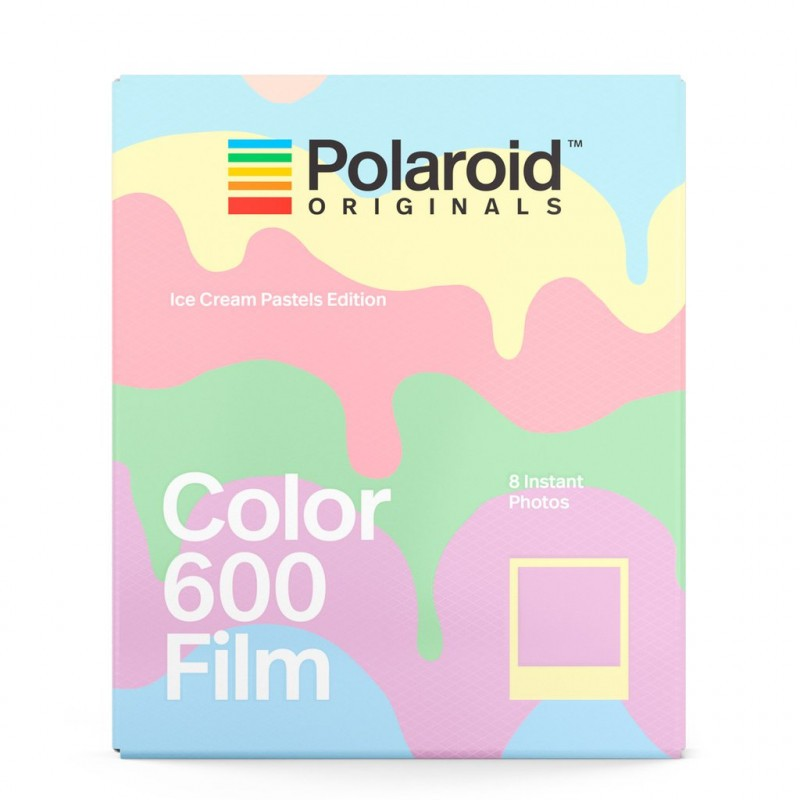Polaroid 600 Color Ice Cream