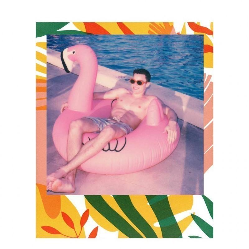 Polaroid 600 Color Tropics