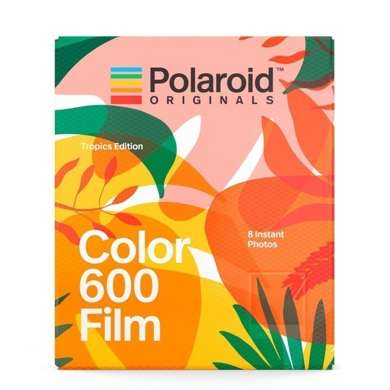 Polaroid 600 Color Tropics
