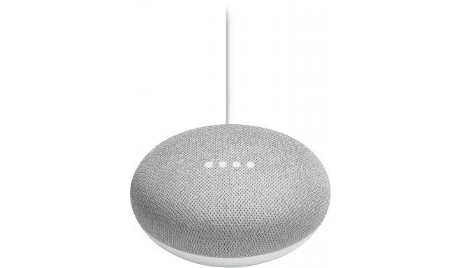 Google Home Mini nutikõlar, chalk