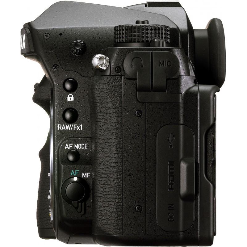 Pentax K-1 II + D-FA 15-30mm ED SDM