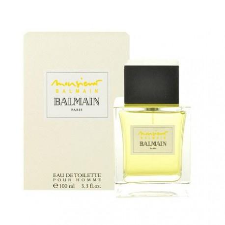 d7c7febe Balmain Monsieur Balmain (100ml) - Perfumes & fragrances - Photopoint