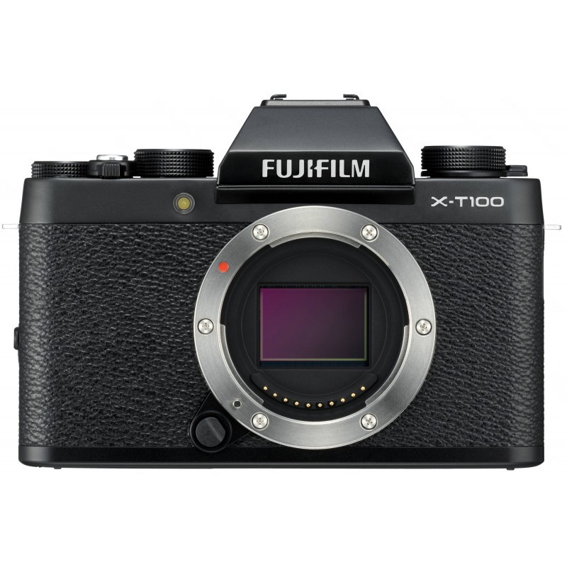 Fujifilm X-T100 kere, must