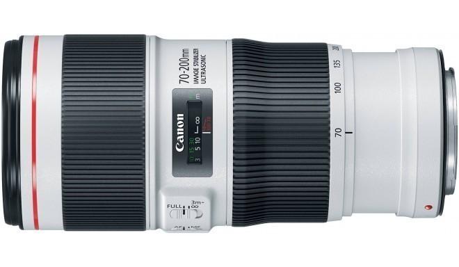 Canon EF 70-200mm f/4L IS II USM objektiiv