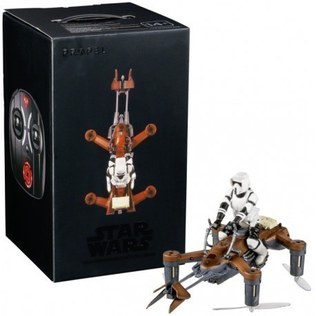 Propel drons Star Wars Speeder Bike Collectors Edition