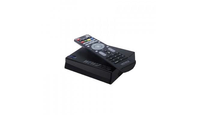 CD player multimedia WIWA Dream Player TV 2790ZTV (Bluetooth, LAN (RJ-45), Miracast, WiFi; black col