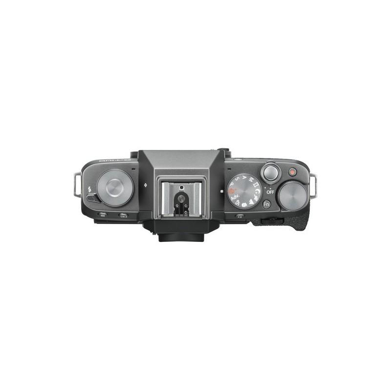 Fujifilm X-T100 body, dark silver