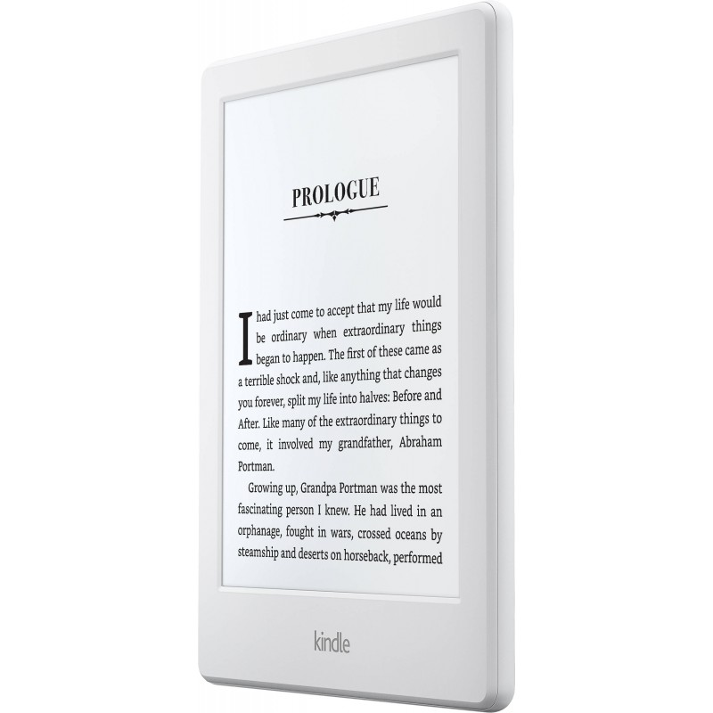 Amazon Kindle Touchscreen WiFi 2016, white