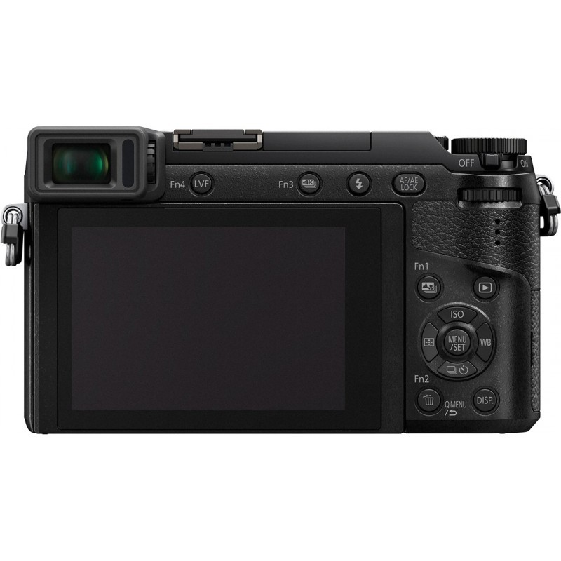 Panasonic Lumix DMC-GX80 + 12-32mm Kit, black + extra battery
