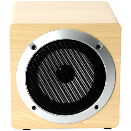Omega Bluetooth колонка V4.2 Wooden OG62W (44156)