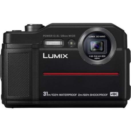 Panasonic Lumix DC-FT7, черный