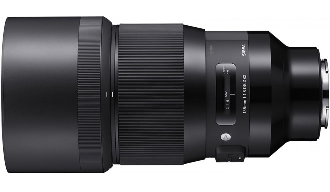 Sigma 135mm f/1.8 DG HSM Art objektiiv Sonyle