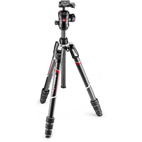Manfrotto штатив Befree GT CF 4 MKBFRTC4GT-BH