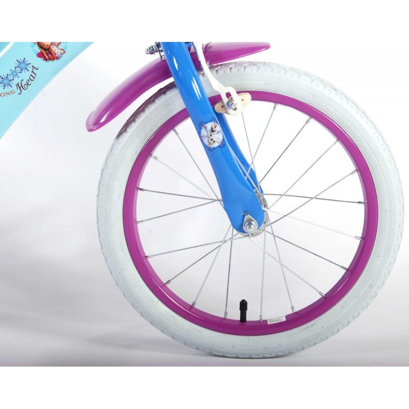 Bicycle For Girls Disney Frozen 16 Inch Volare Children