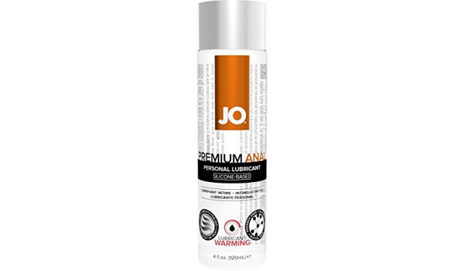 Anaalne silikoonlibesti 120 ml System Jo 40106