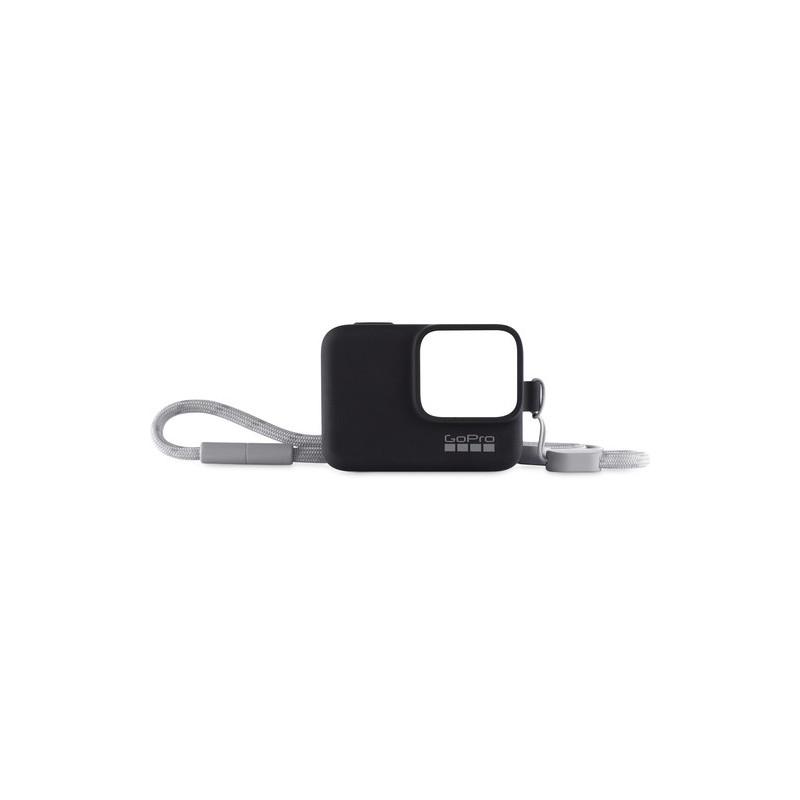 GoPro kaitseümbris + randmepael, must