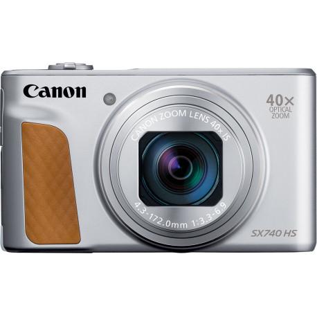 Canon Powershot SX740 HS, серебряный