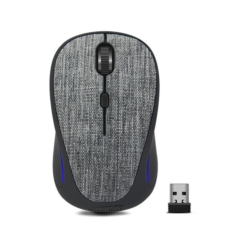 Speedlink hiir Cius Wireless, hall (SL-630014-GY)