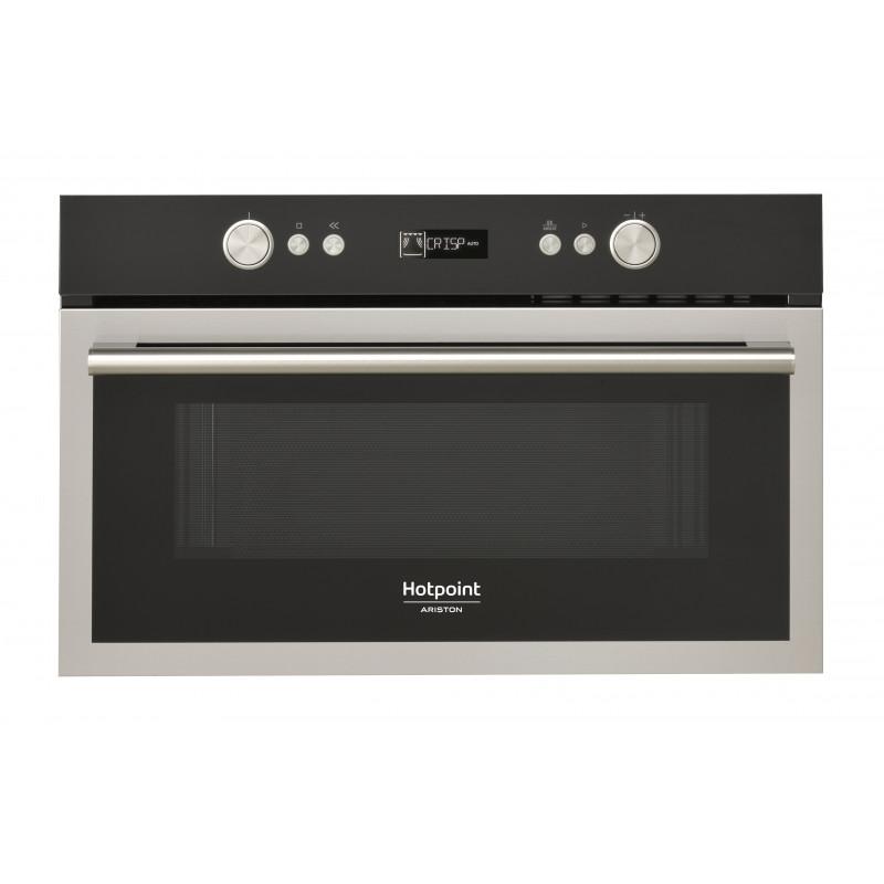 Ariston Microwave Oven: Hotpoint-Ariston Integrated Microwave Oven MD664IXHA