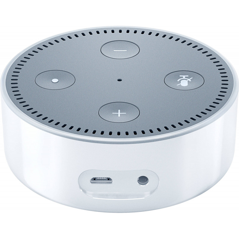 Amazon Echo Dot 2, white