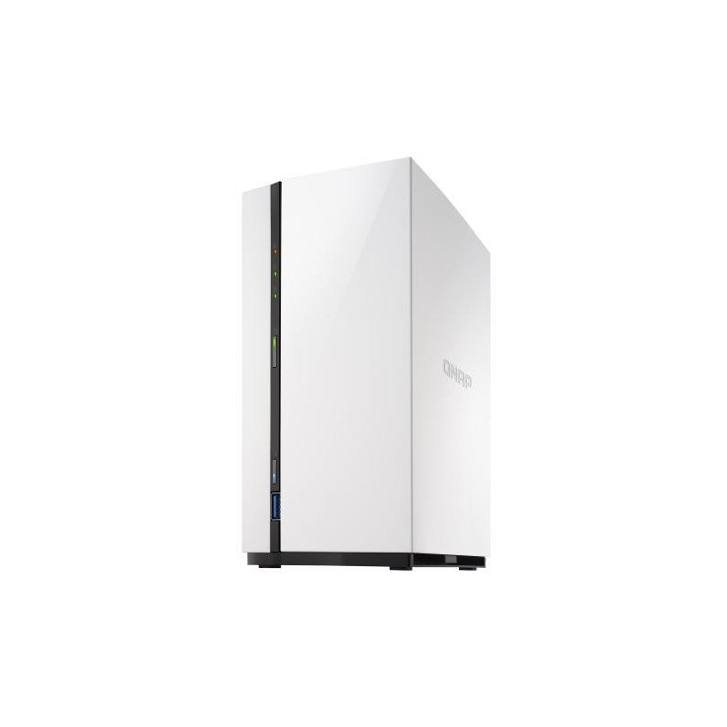 NAS STORAGE TOWER 2BAY/NO HDD USB3 TS-228A QNAP