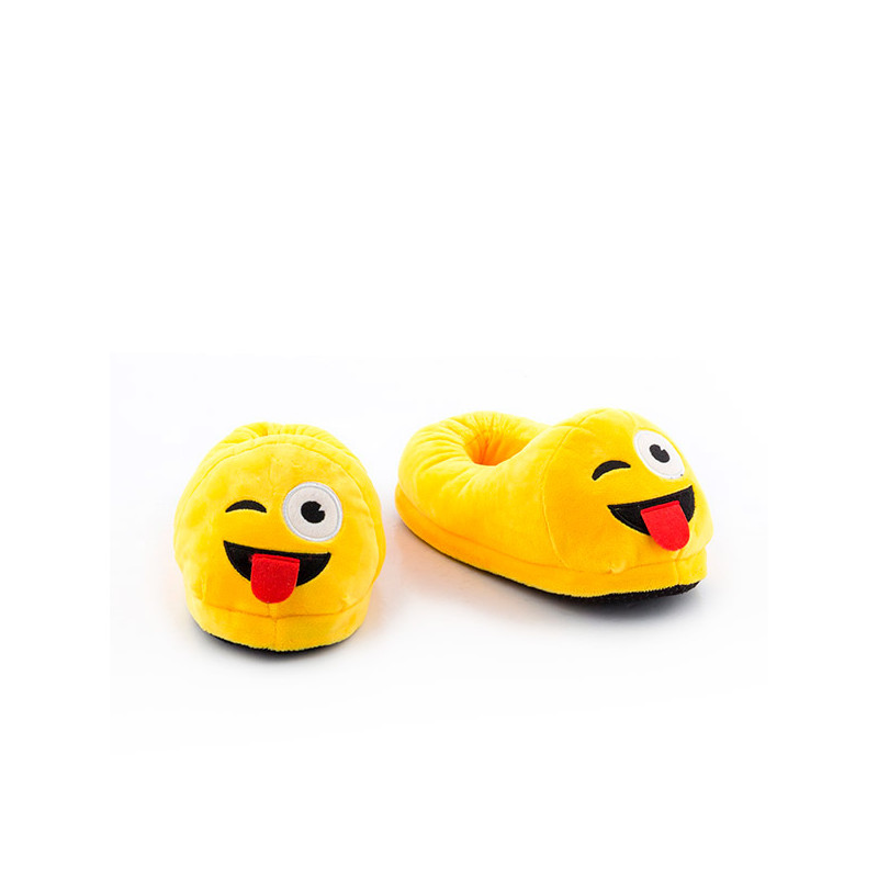 b81d56b84389 Emoticons Children s Slippers (Poo) - Slippers - Photopoint