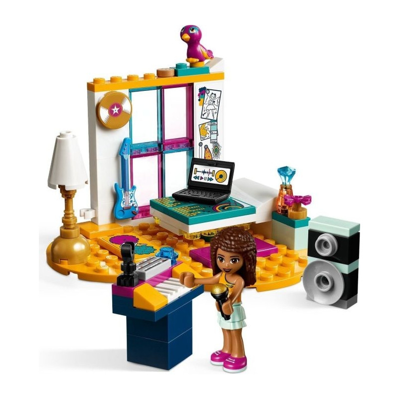 Lego Friends Toy Blocks Andreas Zimmer 41341 Lego Photopoint