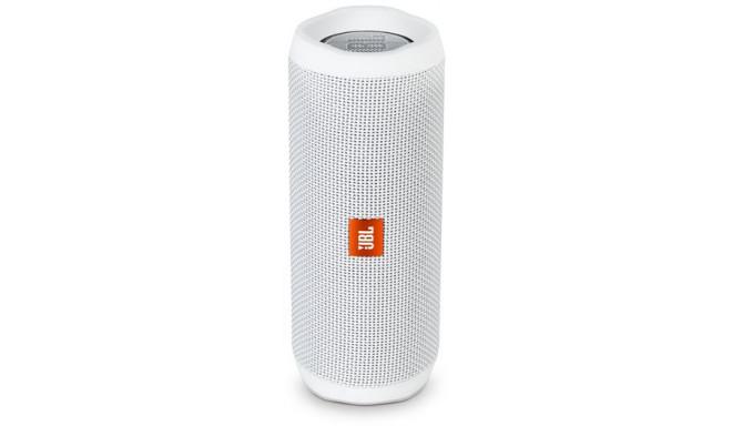 JBL juhtmevaba kõlar Flip 4 BT, valge
