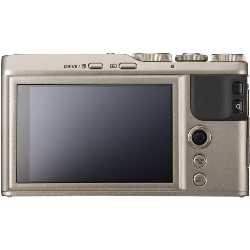Fujifilm XF10, kuldne