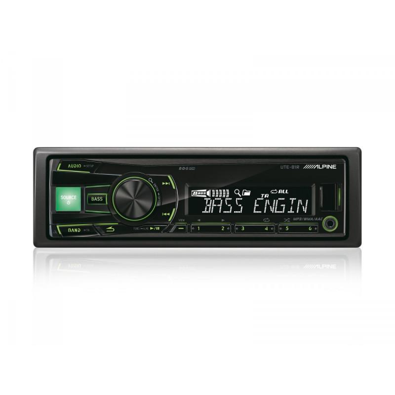 Car Radio  UTE-81R