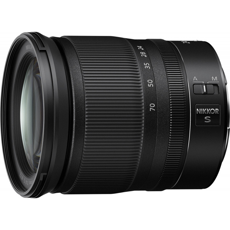 Nikkor Z 24-70mm f/4 S Zoom