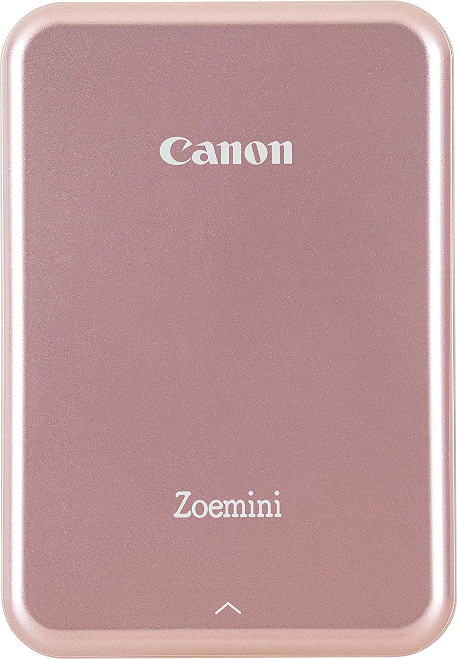 Canon fotoprinter Zoemini PV-123, roosa
