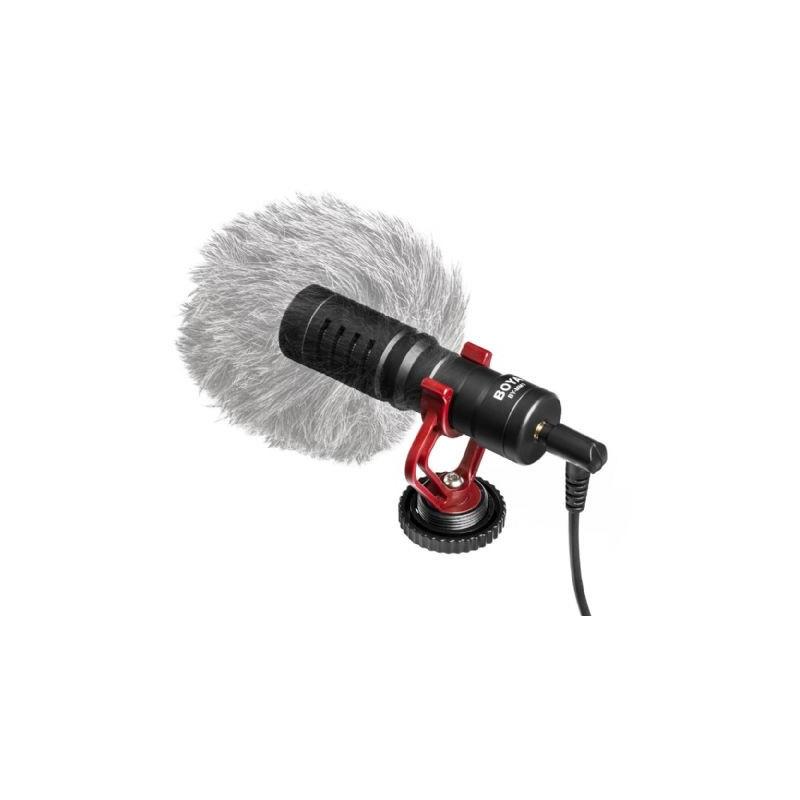 Boya микрофон BY-MM1