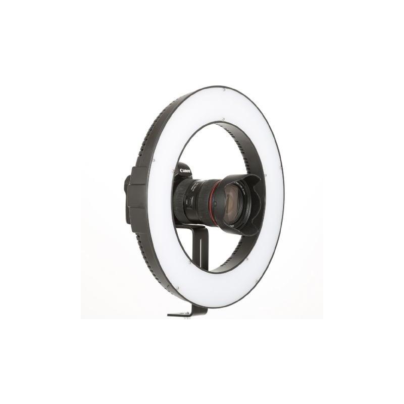 Falcon Eyes LED ring light Bi-Color DVR-384DVC