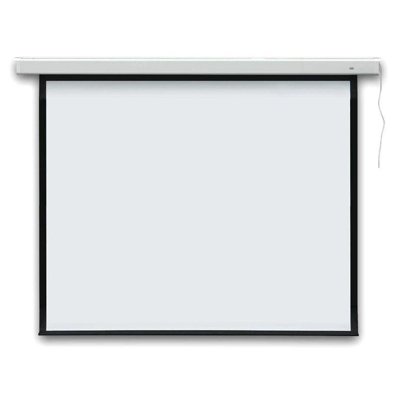 Projection screen 2x3  PROFI EEP2020R (Ceiling, Wall; drop down electrically, Wirelessly expandable;