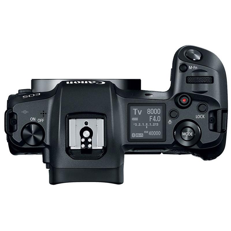 a8278881cbb Canon EOS R body + lens adapter EF-EOS-R - Mirrorless cameras ...