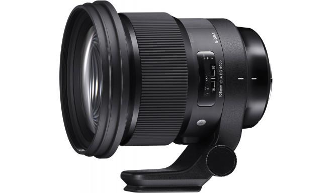 Sigma 105mm f/1.4 DG HSM Art objektiiv Nikonile