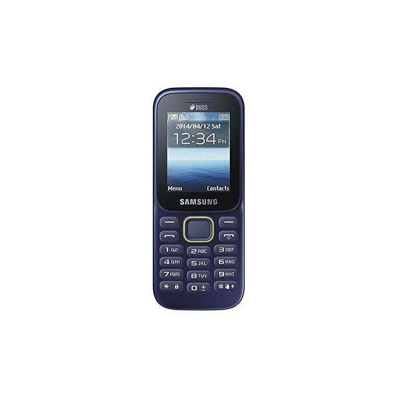 Samsung B310e Dual Blue Eng Smartphones Photopoint